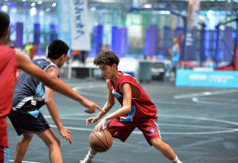 GEMS Basketball Cup - GEMS Sports Series